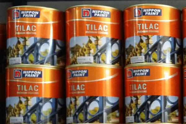 Ưu, nhược điểm của sơn dầu Nippon Tilac