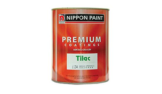Có nên dùng sơn dầu Nippon Tilac không?