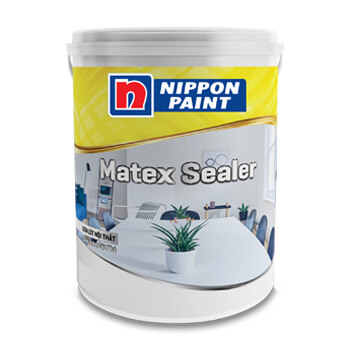 Sơn Lót Nội Thất Matex Sealer (17l, 5l)