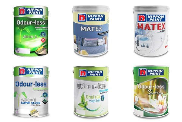 Bạn nên dùng sơn nội thất Nippon loại nào tốt?