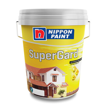 Sơn Ngoại Thất Supergard (18l, 5l)