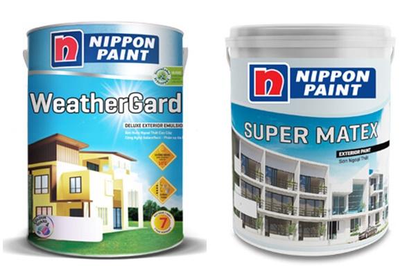 Tìm hiểu về các loại sơn chống nóng của Nippon