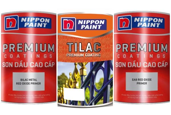 3 loại sơn chống rỉ Nippon tốt nhất hiện nay