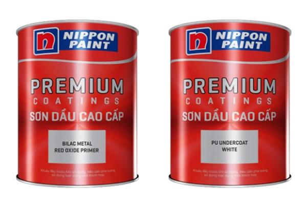 Đặc điểm hai loại sơn dầu cao cấp của hãng Nippon
