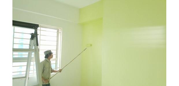 Lý do nên sử dụng sơn nội thất dễ lau chùi