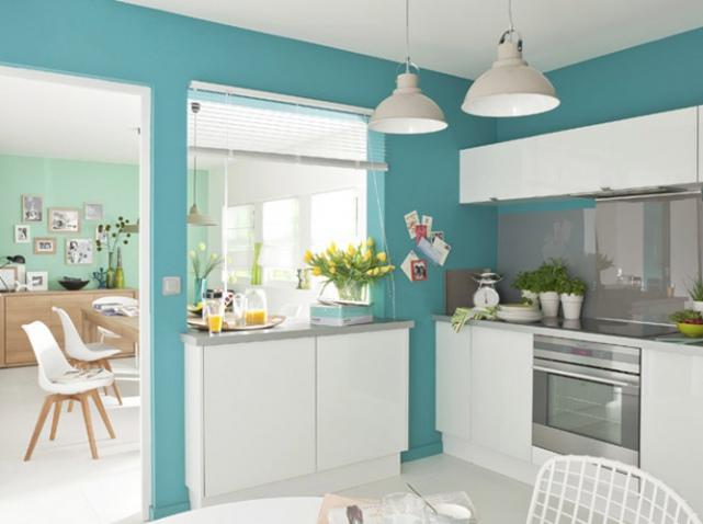 Chọn màu sơn Nippon dành cho nhà bếp