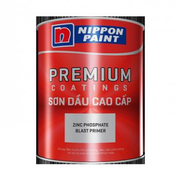 Giới thiệu về sơn Nippon Zinc Phosphate Blast Primer