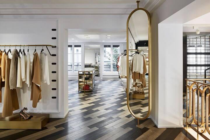 5 màu sơn cực thích hợp cho các cửa hàng thời trang