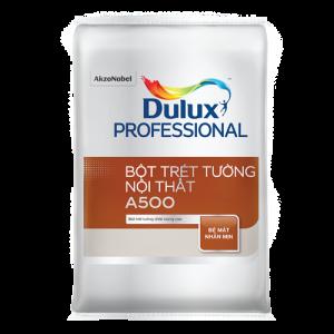 BỘT TRÉT TƯỜNG NỘI THẤT A500 (40kg)