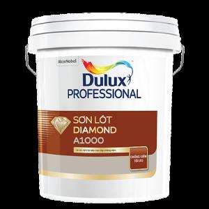 SƠN LÓT NỘI THẤT DIAMOND A1000 Bề mặt Mờ (18l)
