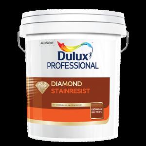 Sơn Dulux Professional DIAMOND STAINRESIST (18l)
