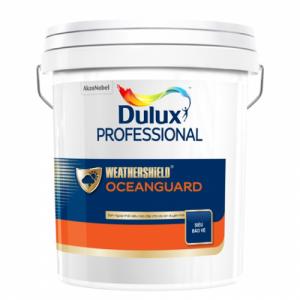 Dulux Professional WEATHERSHIELD OCEANGUARD Bề mặt Mờ (18l)
