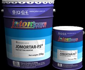 Vữa đông cứng nhanh Jomortar-FS (5kg, 1kg/hộp)