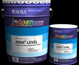 Sơn phủ màu Jona Level (19,5kg/bộ)