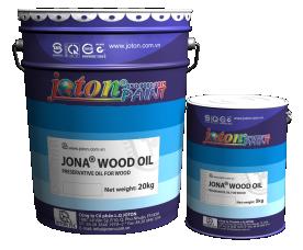 JONA®WOOD OIL dầu bảo quản cho gỗ
