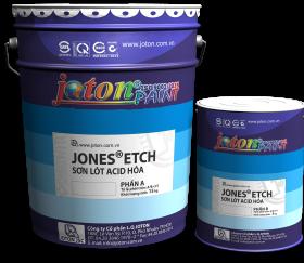 JONES®ETCH: Sơn lót Acid hoá