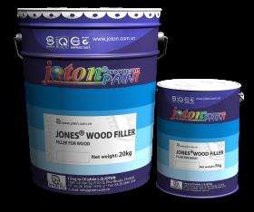 JONES® WOOD FILLER bột bả cho gỗ nội thất