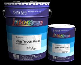 JONES®WOOD SEALER: Sơn lót cho gỗ
