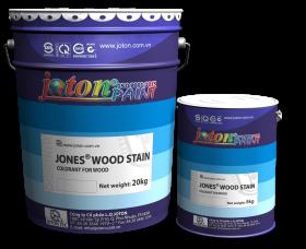 JONES®WOOD STAIN sơn tạo màu cho gỗ