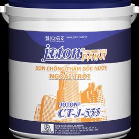 JOTON® CT-J-555 sơn chống thấm cao cấp gốc nước