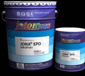 Sơn Epoxy JONA EPO (20kg/bộ)