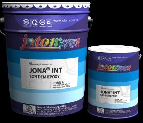 JONA® INT sơn epoxy 2 thành phần cho nhà xưởng, máy móc