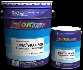 JONA SICO-300: Sơn silicon chịu nhiệt