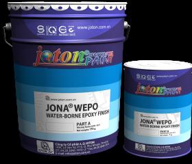 Sơn Epoxy hệ nước JONA WEPO (20kg/bộ)
