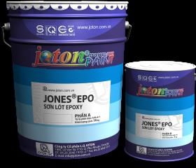 Sơn lót Epoxy JONES EPO (20kg/bộ)