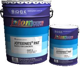 JOTEENES®PAT: Mastic trét phẳng cho sàn bê tông