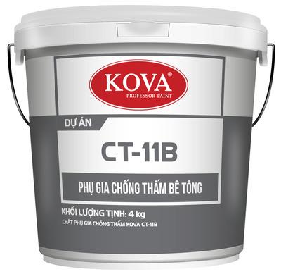 Chất phụ gia chống thấm KOVA CT-11B (19kg, 3,8kg)