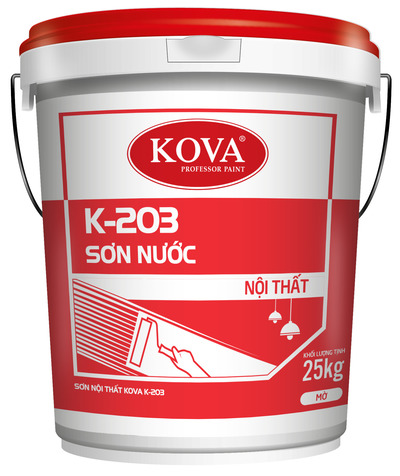 Sơn nội thất KOVA K-203