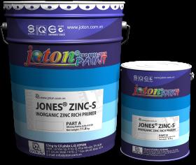 JONES®ZINC-S : Sơn lót kẽm vô cơ