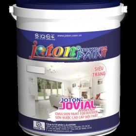 Sơn nội thất JOVIAL siêu trắng (18L và 5L)