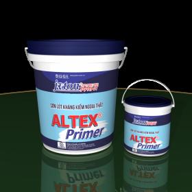 Sơn lót ngoại thất ALTEX (18L và 3,8L)