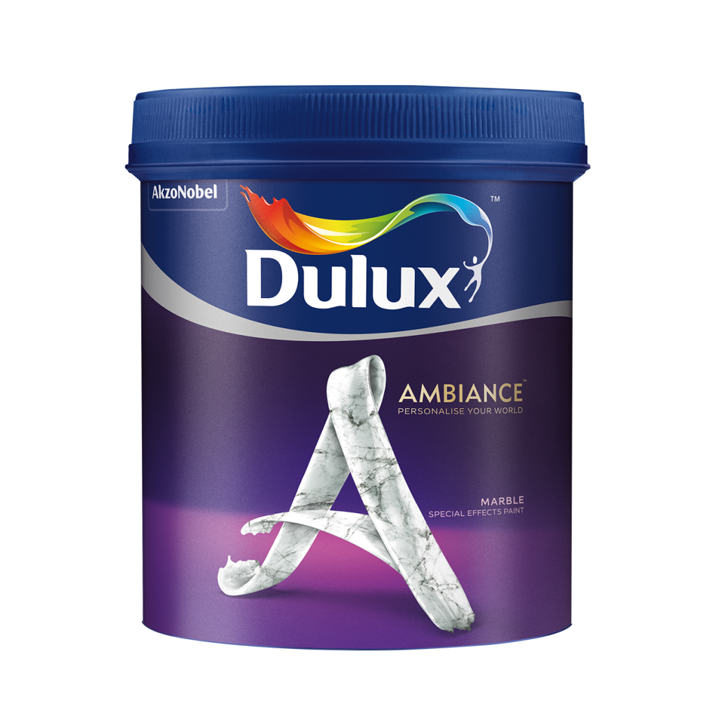 Dulux Ambiance Special Effects Paints (Marble) (1kg)
