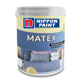 Sơn Nippon Matex (18l, 5l)