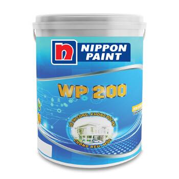Công dụng vượt trội của sơn chống thấm Nippon WP 200