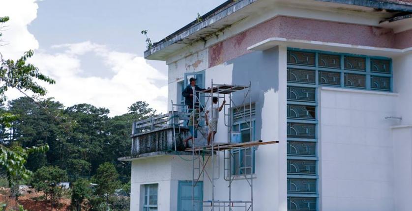 Loại sơn ngoại thất nào phù hợp với ngôi nhà của bạn?