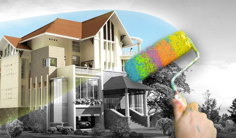 Tại sao cần sử dụng sơn chống thấm trong nhà?