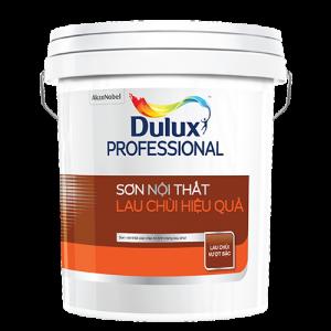 SƠN Dulux Professional Lau Chùi Hiệu Quả Bề mặt Mờ (18l)