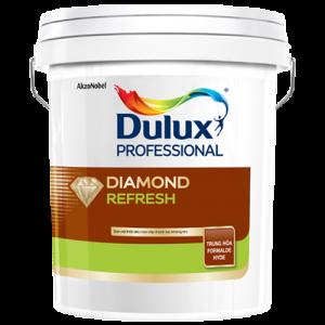 Dulux Professional DIAMOND REFRESH Bề mặt Bóng