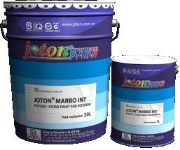 JOTON® MARBO INT sơn giả đá trong nhà