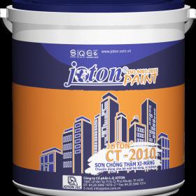 JOTON® CT-2010 sơn chống thấm hệ nước kết hợp xi măng