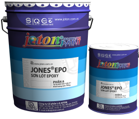 JONES®EPO: Sơn lót Epoxy