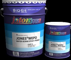 Sơn lót Epoxy hệ nước JONES WEPO (20kg/bộ)