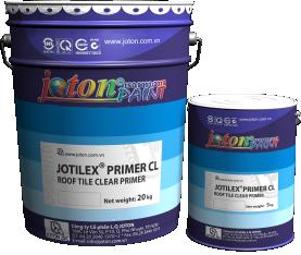 JOTILEX®PRIMER-CL: Sơn lót cho sơn ngói