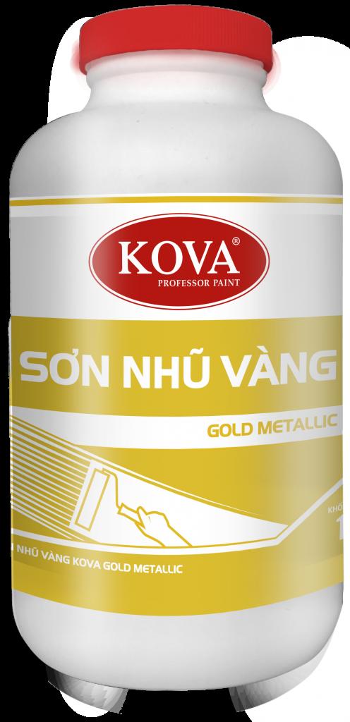 Sơn Nhũ KOVA Metallic