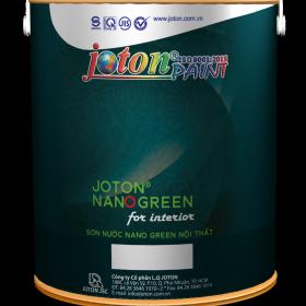 Sơn nội thất Joton Nano Green (20kg, 4kg, 1kg)
