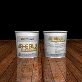 Sơn nhũ vàng Jo-Gold (5L, 1L)